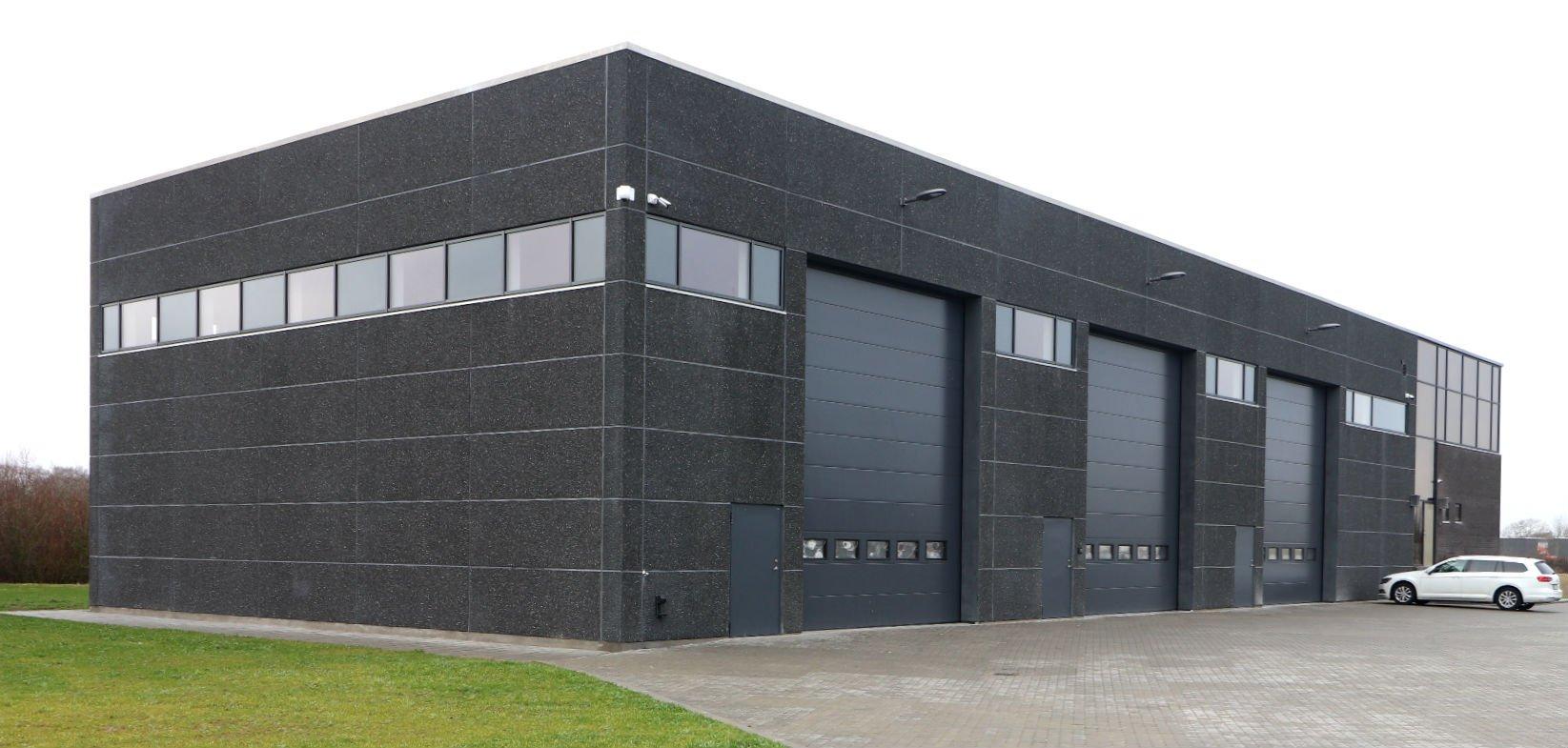 Industribygning Kærvej Odense