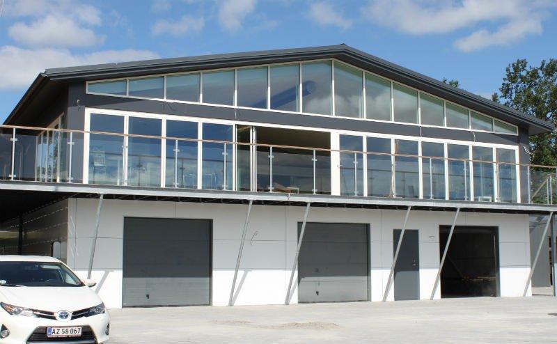 Nyt klubhus til Odense Roklub