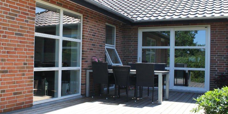 nye vinduer og udskifning af vinduer